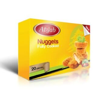 Chicken Nuggets by Atyab