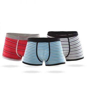 Striped Boxer 3 pcs.A by Embrator