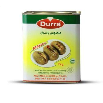 Stuffed Eggplants (makdous)  by Al Durra - 7 kg