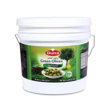 Green olives(salkini) by Al Durra -  8000 gm