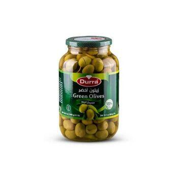 Green Olives croside by Al Durra - 1400 gm