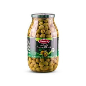 Green Olives croside - 2800 gm by Al Durra
