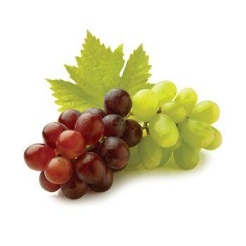 Fresh Red Seeded Grapes by Daltex