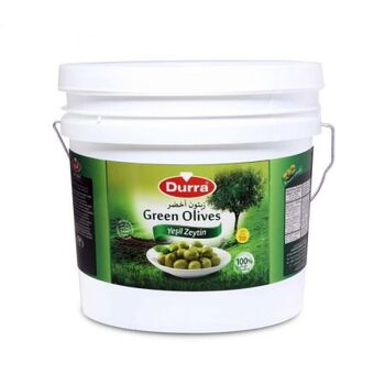 Green Olives croside - 7000 gm by Al Durra