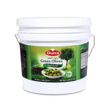 Green olives (nabaly) - 8000 gm by Al Durra
