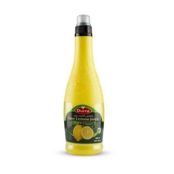 Sour Lemon Juice by Al Durra  - 500 ml