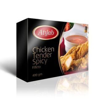 Chicken Tender Spicy by Atyab
