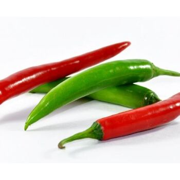Fresh Chilli by Queen Fresh Produce