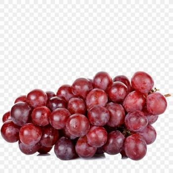 Fresh Red Flame seedless Grapes by Green Tiba