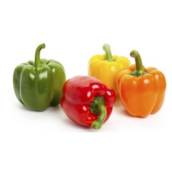 Fresh Peppers by Queen Fresh Produce