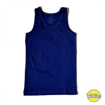 Tank Top 100% Cotton Made in Egpyt