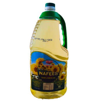 Nafees Sunflower Oil by AJWA Group