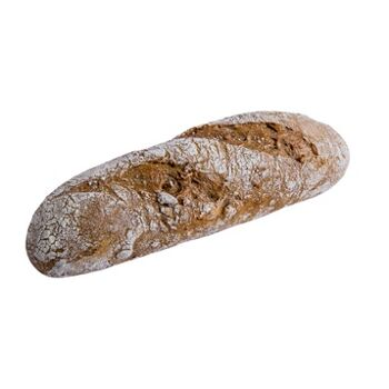 Mollys Brown Baguette 18cm by Fancy Foods