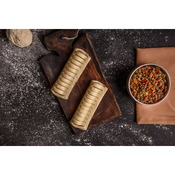 Mollys Chicken Bechamel pie 100 by Fancy Foods