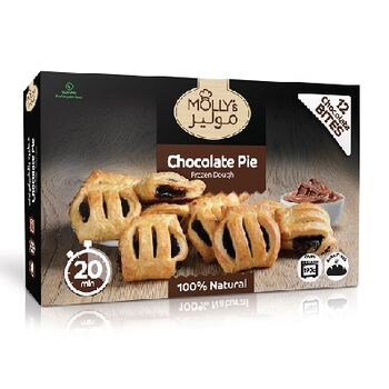 Mollys Chocolate Pie 360 by Fancy Foods