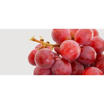 Fresh Crimson Grapes by Egypt Garden
