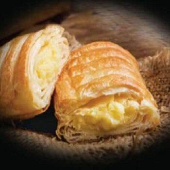 Mollys Custard pie 400g by Fancy Foods