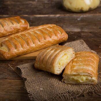 Mollys Custard cream pie 100 by Fancy Foods