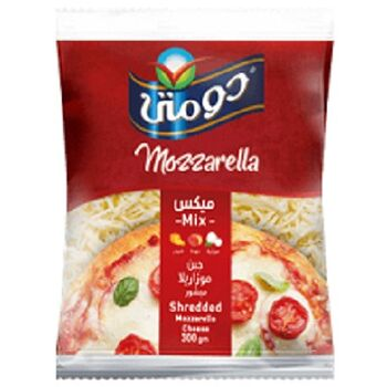 Mozzarella Cheese Mix Made in Egypt by Dompty