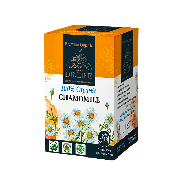 Dr.Life Organic Chamomile by Family Pharmacia