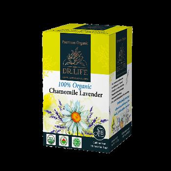 Dr. Life Organic Chamomile Lavender by Family Pharmacia