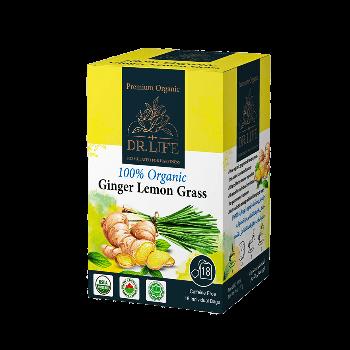 Dr.Life Organic Ginger Lemon Grass by Family Pharmacia