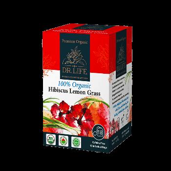 Dr.Life Organic Hibiscus Lemon Grass by Family Pharmacia