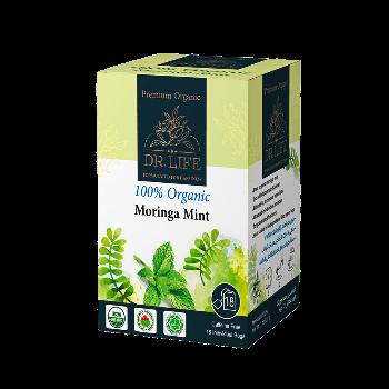 Dr. Life Organic Moringa Mint by Family Pharmacia