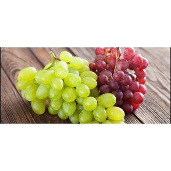 Fresh Mixed Grapes by Egypt Garden