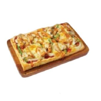 Mollys Pizza Chicken BBQ 565g by Fancy Foods