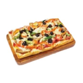 Mollys Pizza Mixed Vegetables 480g by Fancy Foods