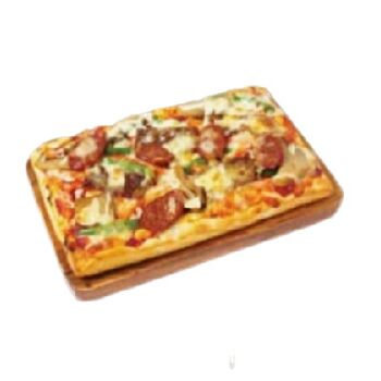 Mollys Pizza Super Supreme 535g by Fancy Foods