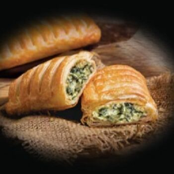 Mollys Spinach pie 400g by Fancy Foods
