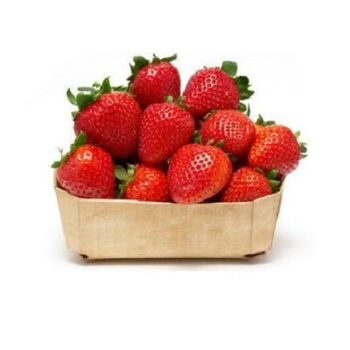 Fresh strawberry by Green Tiba