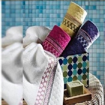 Bath towel by Hellen's Group