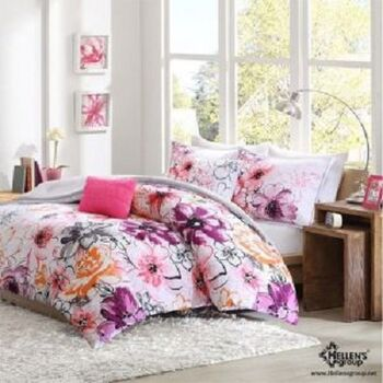 Printed Bed Linen by Hellen's Group