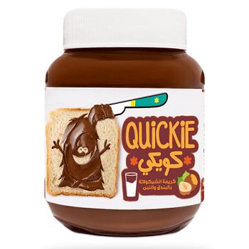 Quickie jar- 350gm