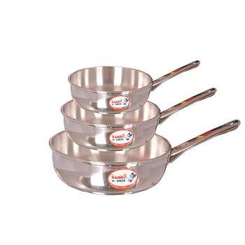 Saucepane Sets Aluminium silverby Elomda
