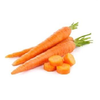 Fresh Carrots by Egypt Garden