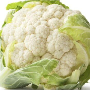 Fresh Cauliflower by Egypt Garden