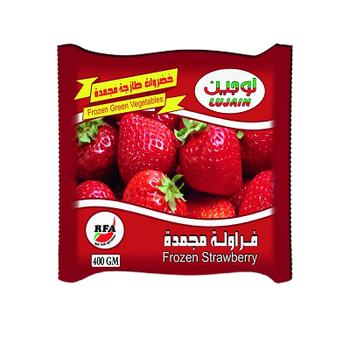 Lujain Frozen Strawberry by Real Fresh Agriculture