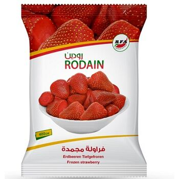 RODAIN Frozen Strawberry by Real Fresh Agriculture