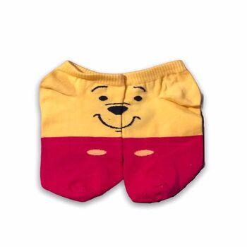 Winnie pooh Ankle Socks by Senior Gabr