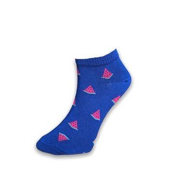 Watermelon Slice Ankle socks by Senior Gabr