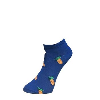 Pineapple Ankle Socks by Senior Gabr