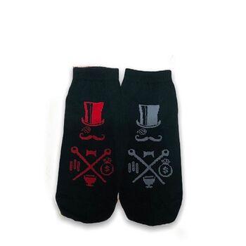 Fancy Gents Ankle socks by Senior Gabr