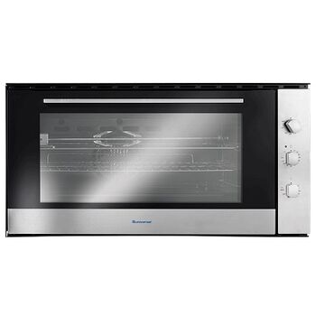 Stainless Built In Oven Digital Timer Alpha by Universal