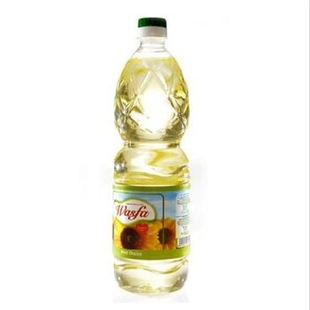 Wasfa SunFlower Oil by Oils and Grains - 1 Liter