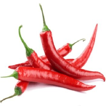 Fresh Hot Chili Pepper by Snow Fresh Egypt
