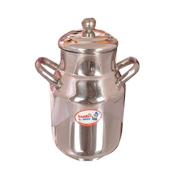 Beans Cooker Aluminum Silver by Elomda